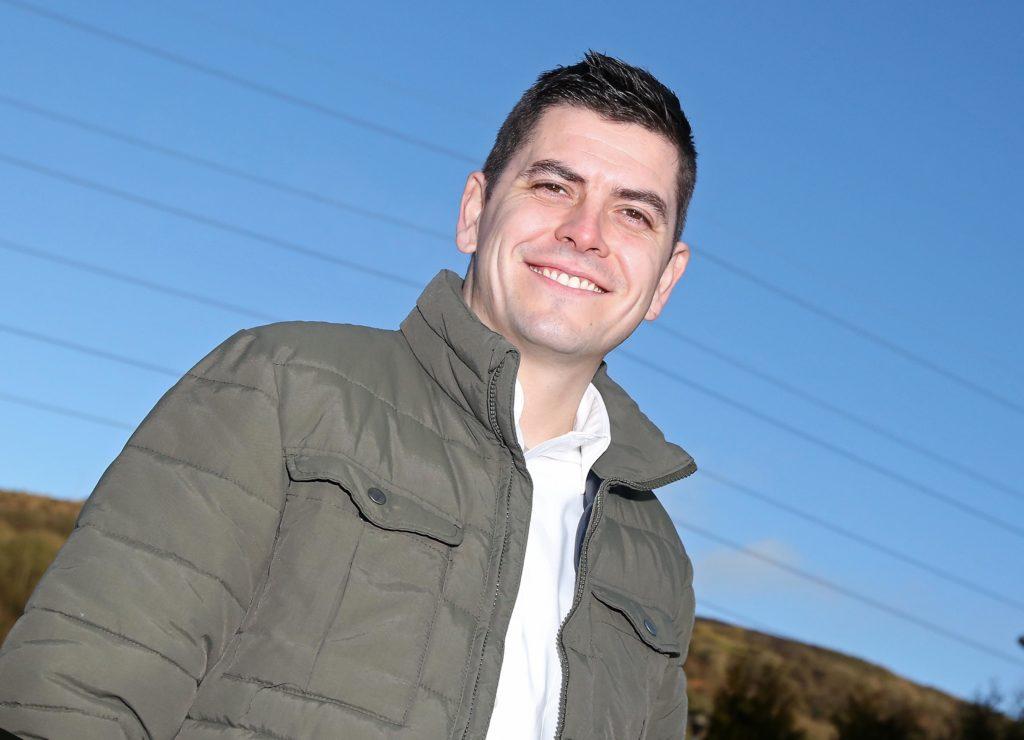 NEW ROLE:Sinn Féin Councillor Danny Baker