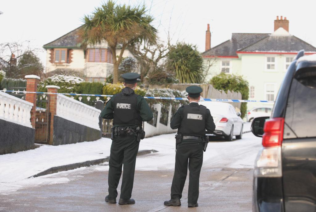 Murder investigation starts in Lismoye Park