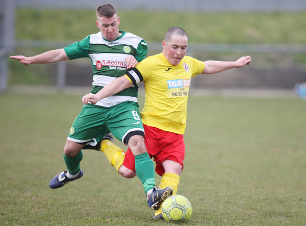 Donegal Celtic's recent loss to local rivals Sport and Leisure was overshadowed by a melee before half-time and DC boss Stephen Hatfield knows his side are locked in a relegation dogfight as they prepare to host fellow strugglers Portstewart this Saturday at Suffolk Road