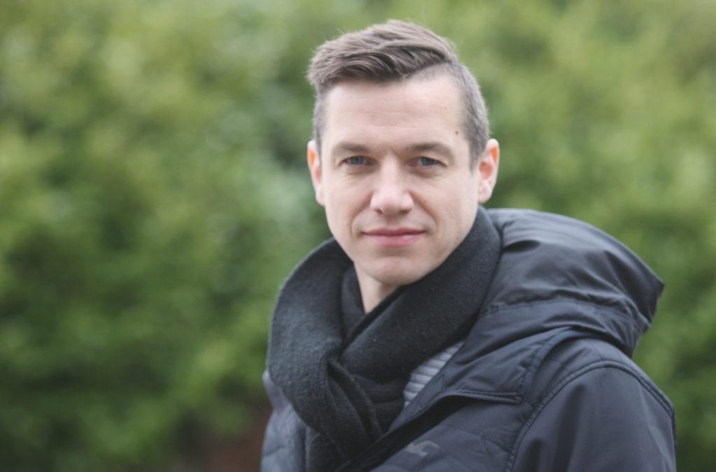 CIY European Director Jasper Rutherford
