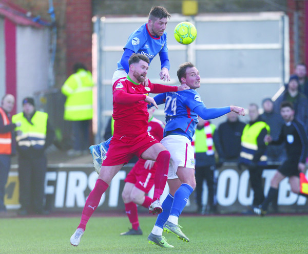 Cliftonville manager, Barry Gray has been scathing of his side's recent form that included a defeat to Saturday's Irish Cup opponents, Linfield