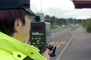 PSNI are taking part in a 24-hour speed enforcement marathon crackdown