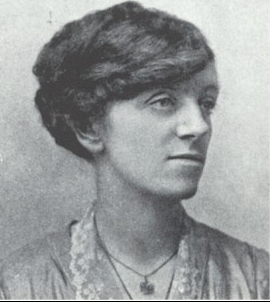 REVOLUTIONARY: Winifred Carney