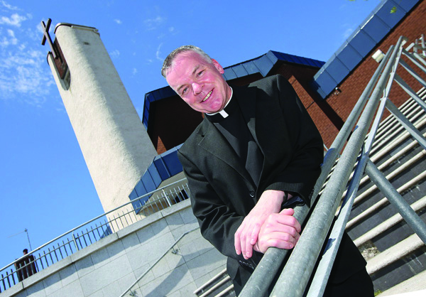 Fr Thomas McGlynn St Agnes Church