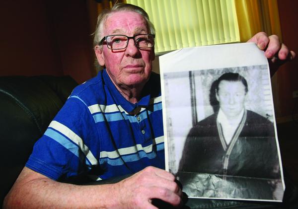 Michael McKerr's father John was shot dead in the Ballymurphy massacre