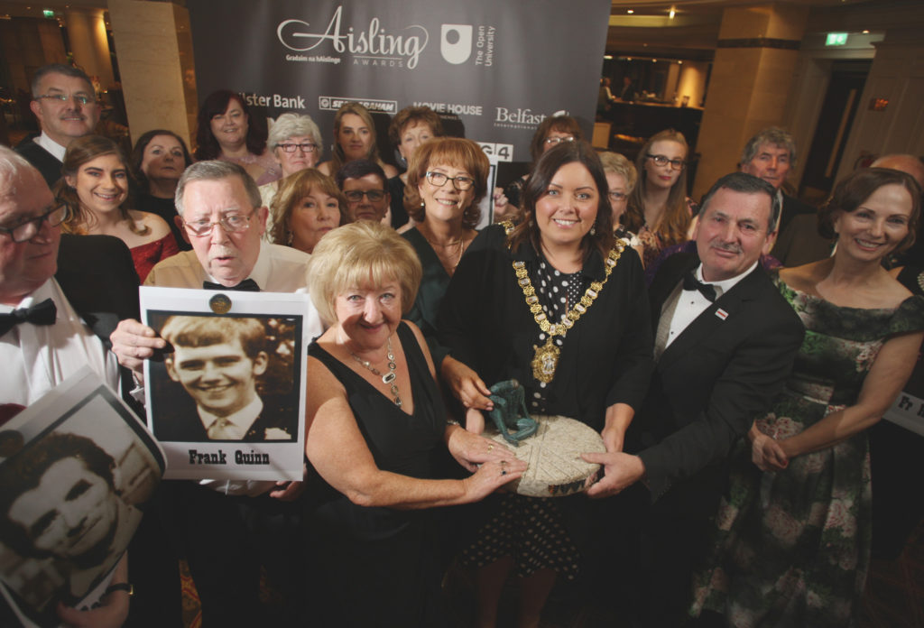 The Ballymurphy Families won the Person of the Year award