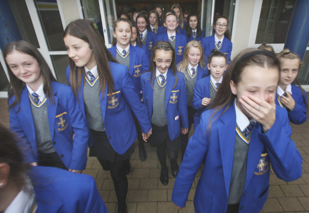 Edmund Rice College is going from strength to strength and has announced an increase in the number of girls on its roll
