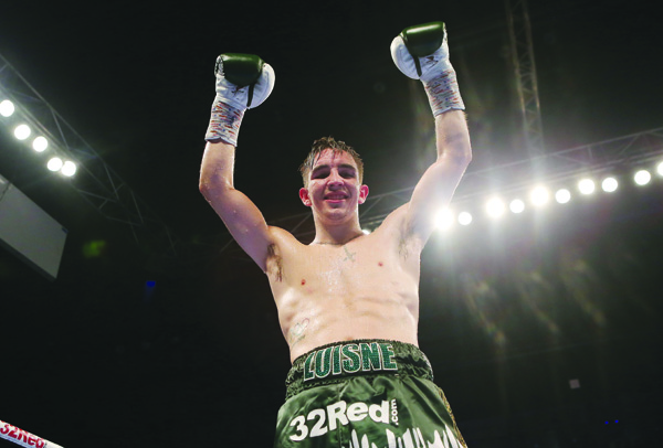Michael Conlan returns to action following his homecoming win over Adeilson Dos Santos in June Picture by Jonathan Porter/PressEye