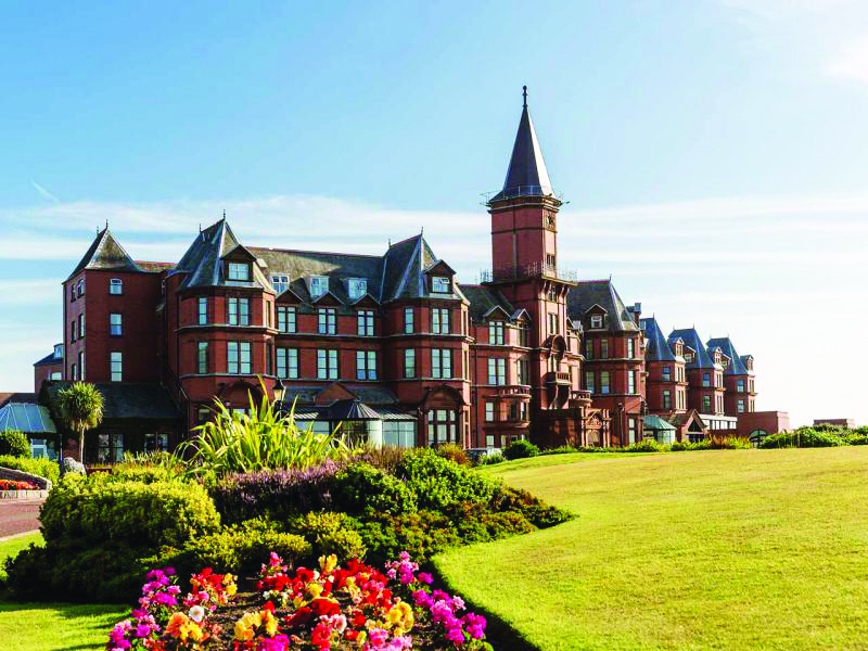 Slieve Donard Resort and Spa, Newcastle, County Down