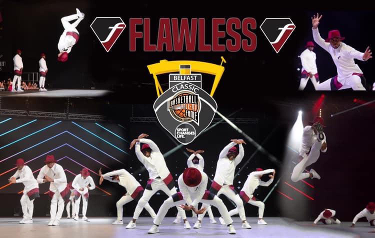 Dance sensations Flawless will headline this year's Belfast Classic