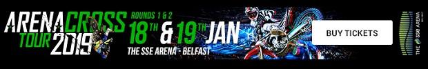 Arenacross Tour 2019