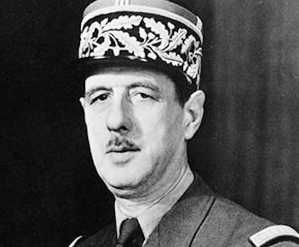 De Gaulle was right: kick England out!