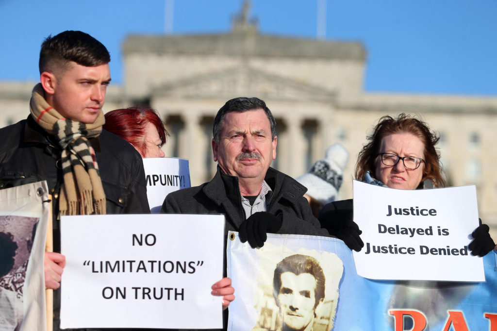 The Ballymurphy Massacre inquest resumed on Monday