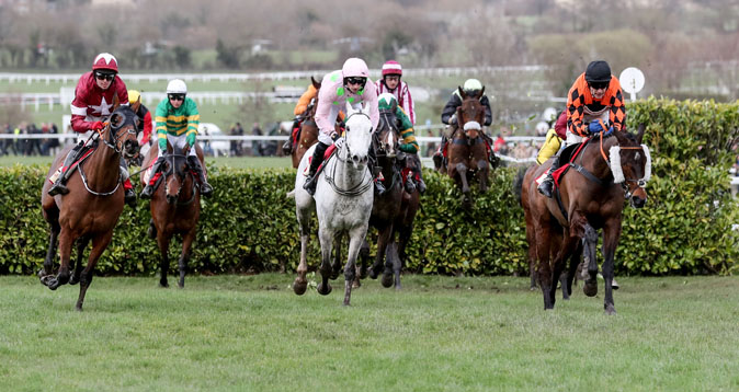 NATIONALFAVOURITE:Tiger Roll is as short as 4/1 with SeanGraham to retain his Aintree title