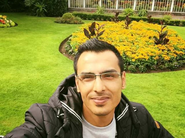 Hazem Ahmed Ghreir (30) was murdered on the Dublin Road in June 2017
