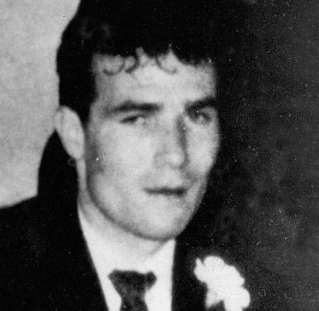 MURDERED:Bernard Watt was shot dead by the British Army in 1971
