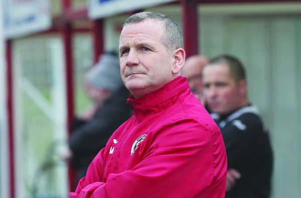 Pat McAllister has been confirmed as the new St James' Swifts manager for the forthcoming season