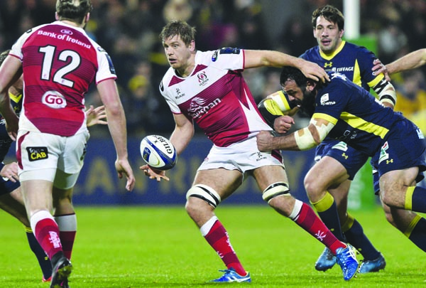 Ulster overcame Clermont Auvergne in the 2016/17 campaign at the Kingspan Stadium before losing the reverse fixture. The sides have been paired once again in the Champions Cup
