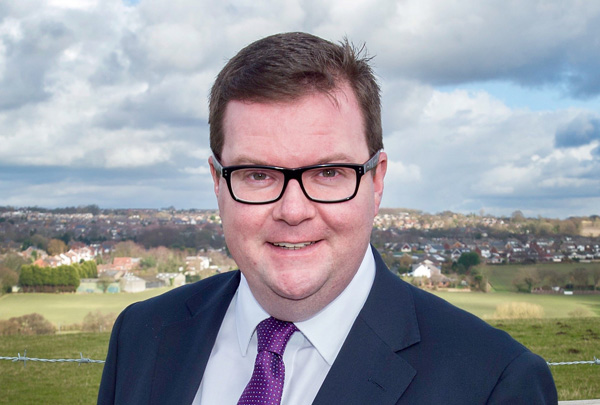 Labour's Conor McGinn, who is originally from Armagh, brought forward the proposal to legalise same-sex marriage