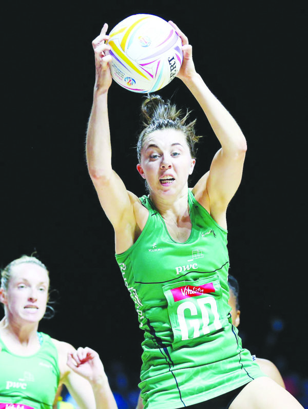 Fionnuala Toner has been in fine form for Team NI