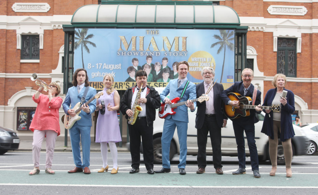 LET THE MUSIC PLAY:Showband fans are in for a treat as a new Grand Opera House musical tells the story of the legendary Miami