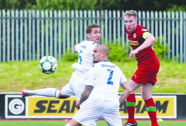 Cliftonville manager, Paddy McLaughlin believes his team's European campaign will stand to them going into the new season that begins on August 10