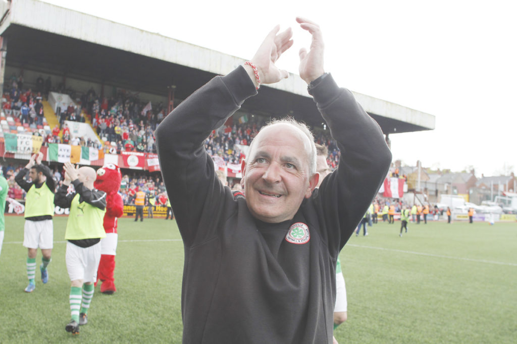 58-year-old Tommy Breslin passed away on August 7 in Spain