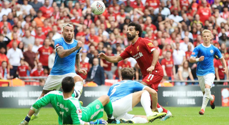 Liverpool and Man City set to battle it out for Premier League