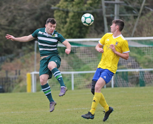 Belfast Celtic had an impressive 7-2 win over St Luke's in last weekend's quarter-final to reach Monday's last four clash against 2017 winners Newington