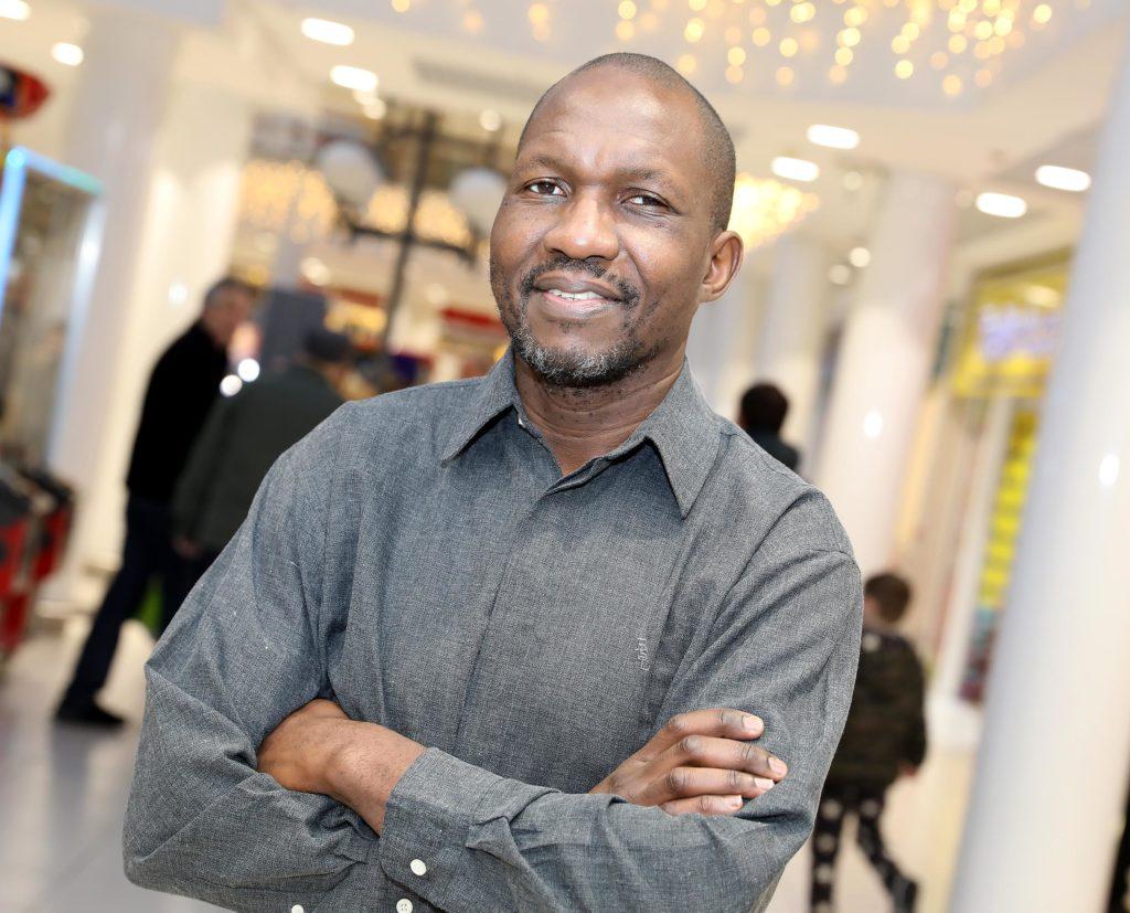 WRITER:Elly Omondi Obhiambo in the Kennedy Centre this week