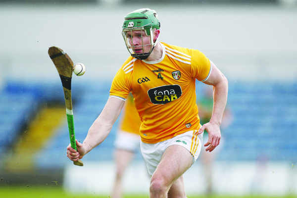 Stephen Rooney insists Antrim will not be taking the foot off the gas against Offaly on Sunday despite their place in the Division 2A final virtually secure